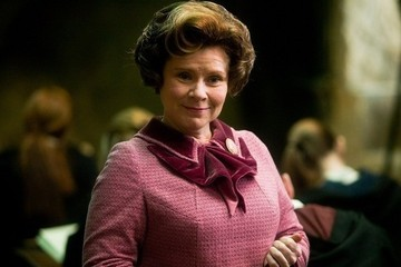 This Image of Donald Trump as Dolores Umbridge Is Everything
