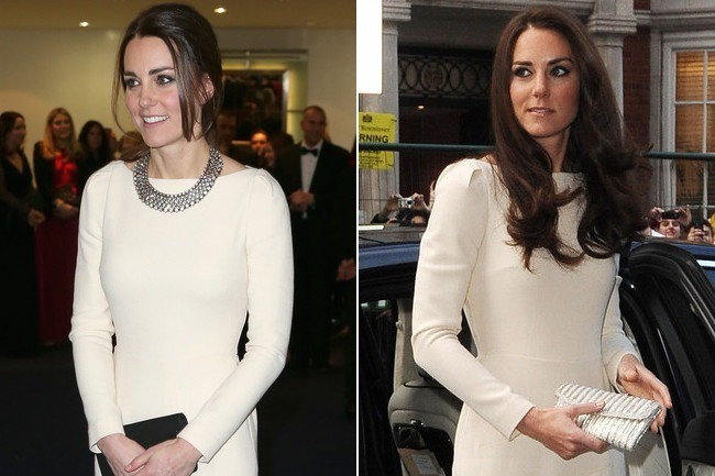 Does Kate Middleton's Latest Dress Look Familiar?