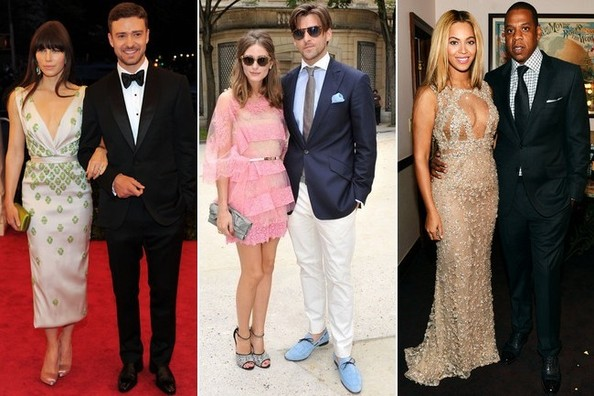 Vote! Which Celebrity Couple Is the Best Dressed?