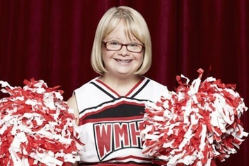 This Cheerio Is Engaged! 'Glee's' Lauren Potter to Wed Boyfriend Timothy Spear