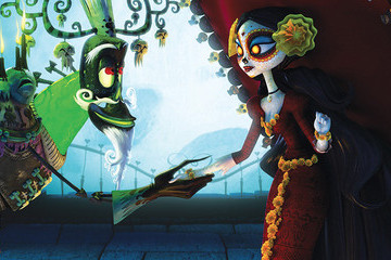 'The Book of Life' Is Full of Beautiful Imagination