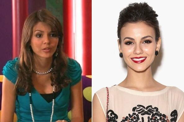 Victoria Justice - Nickelodeon Stars Then and Now - Zimbio Nickelodeon Stars Then And Now