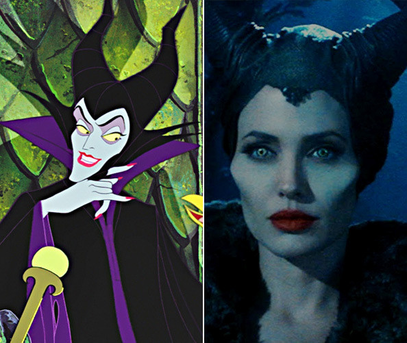 Maleficent Top 10 Animated Characters Made Real Zimbio