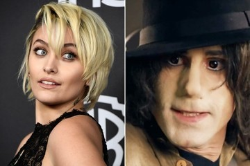 Paris Jackson Says Joseph Fiennes' MJ Look 'Makes Me Want to Vomit'