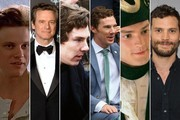 Then and Now: Hunky British Actors