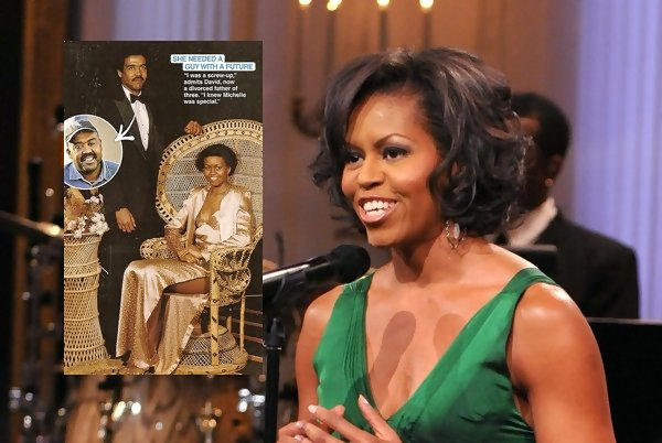 Must-See: Check Out Michelle Obama's Prom Photo - Essence