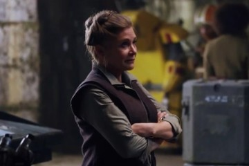 Princess Leia Has at Least Two Key Scenes in Upcoming 'Star Wars' Movies