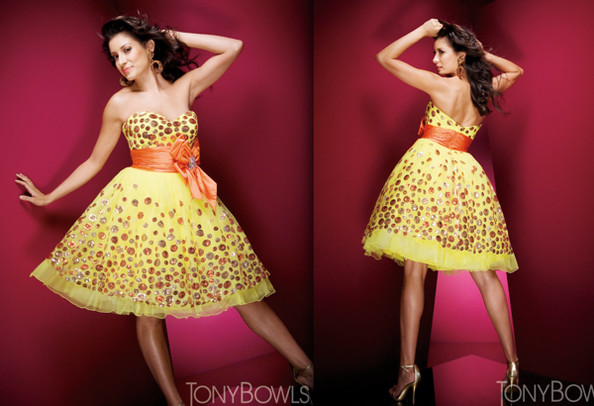Funky Cocktail Dresses