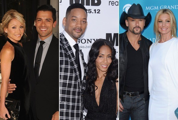 Hollywood's Longest Marriages