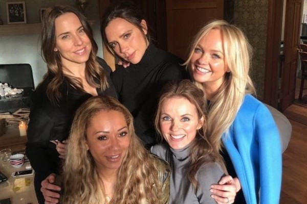 Spice Girls have meet-up following rumours of reunion