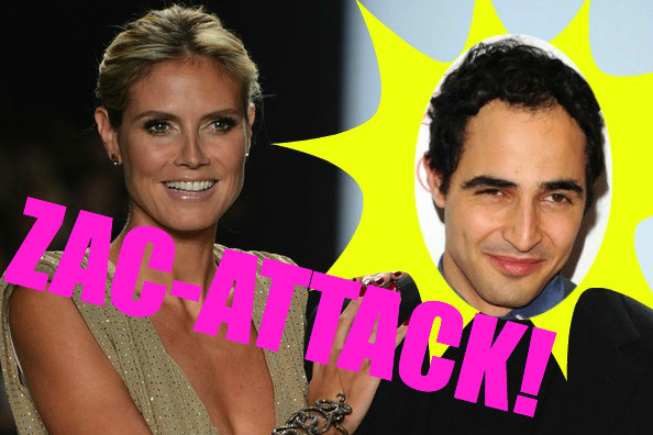 Zac Posen Will Replace Michael Kors on 'Project Runway'