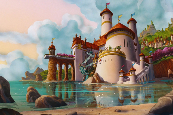 Can You Match The Disney Residence To The Character?