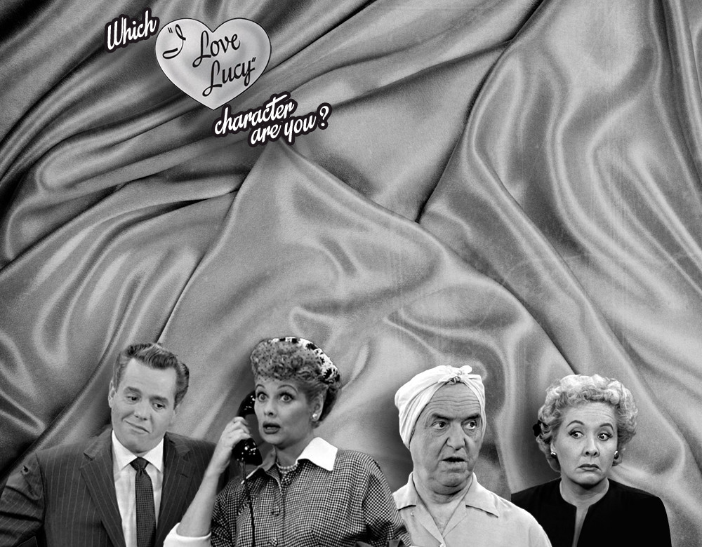 which i love lucy character are you quiz zimbio