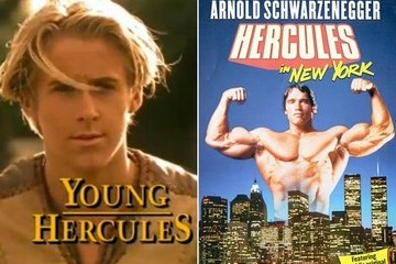 Kevin Sorbo Has Become That Legendary YouTube Clip from 'Hercules'