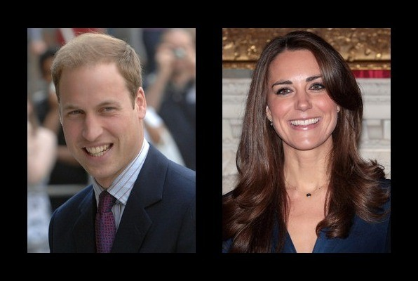 Pictures of william and kate dating