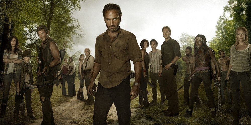 BeforeTheyWereFamousTheWalkingDead