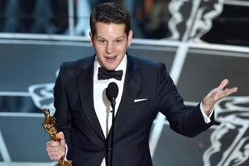 Graham Moore's Oscar Speech Will Make You Cry