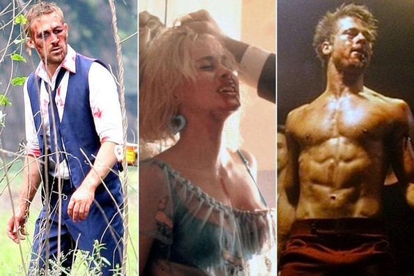 Not So Pretty Now - Stars Who Got Beat Up in Movies