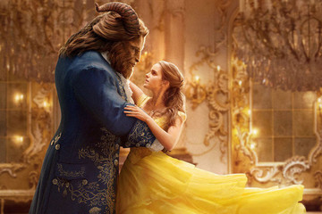 You Can Finally Listen to Ariana Grande and John Legend's 'Beauty and the Beast' Theme Song