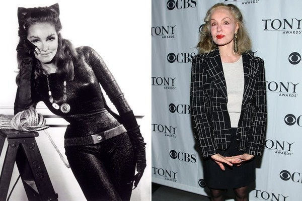 Image result for julie newmar as catwoman