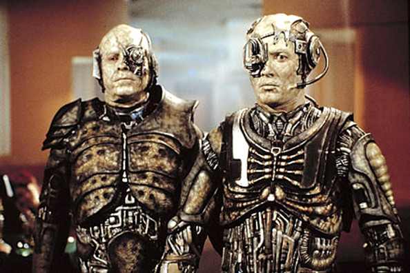 The Borg, 'Star Trek' - 25 Best TV Villians of All Time - Zimbio