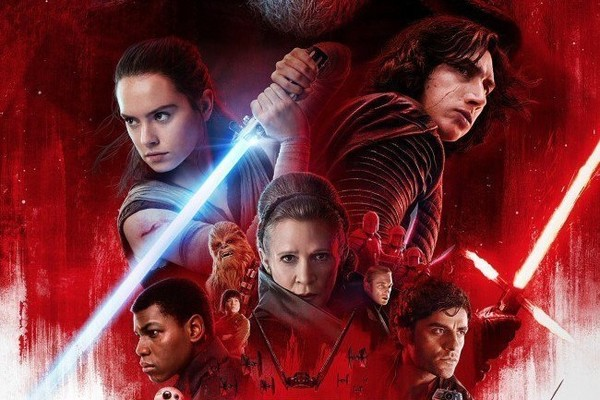 The Second (and Best) 'Star Wars: The Last Jedi' Trailer Finally Arrives