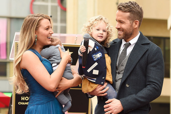 Ryan Reynolds Explains How His Daughters Voice Ended Up In A Taylor