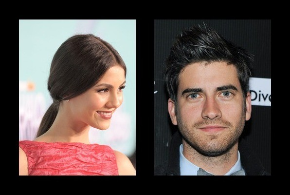 Victoria Justice is dating Ryan Rottman