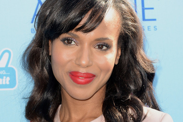 Love Kerry Washington's Red Lipstick? We've Got the Scoop on her EXACT Shade!