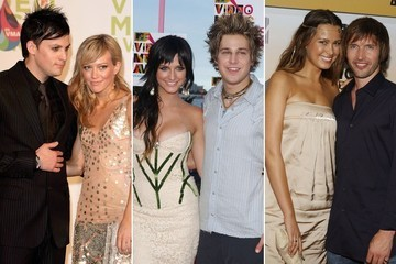 The Craziest Couples in VMA Red Carpet History