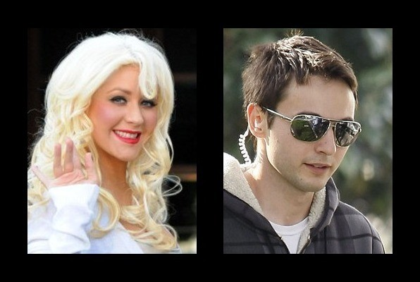 Christina Aguilera is engaged to Matthew Rutler