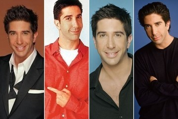 A Definitive Ranking of Ross Geller's Hairstyles