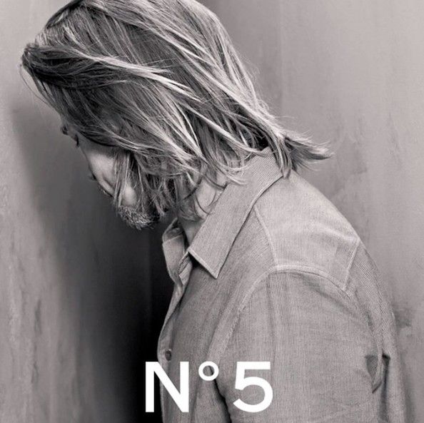 Here Are Some Weird Videos that are Part of Brad Pitt's Chanel No. 5 Campaign