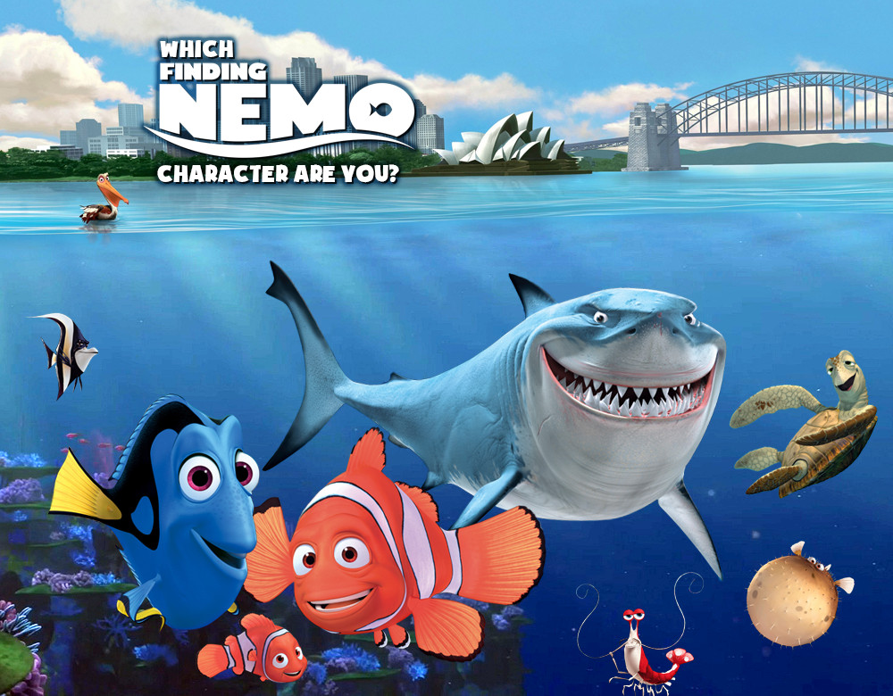 Which Finding Nemo Character Are You