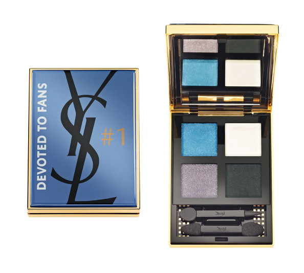 YSL Creates Facebook-Inspired Eye Shadow