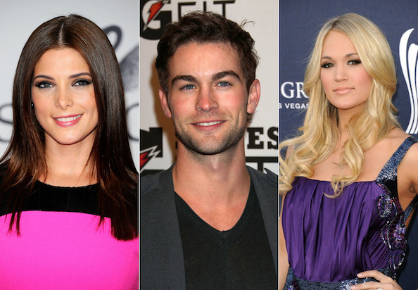 Chace Crawford And Ashley Greene