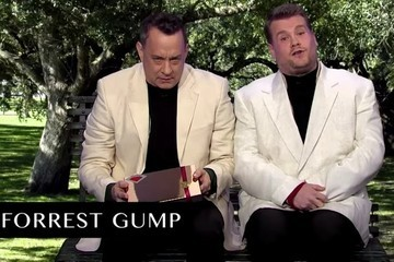 Watch Tom Hanks Reenact All His Movies in 8 Minutes