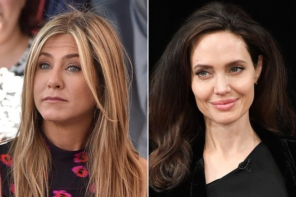 Angelina Jolie Didn T Snub Jennifer Aniston At The Golden