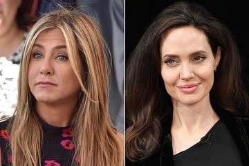 Angelina Jolie Didn't Snub Jennifer Aniston at the Golden Globes, the World Is Just a Shady Place
