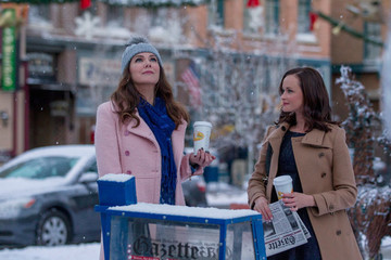 The First Official Trailer for 'Gilmore Girls: A Year in the Life' Will Leave You in Tears