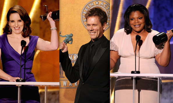 2010 Screen Actors Guild Awards Winners