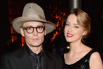 Looks Like Johnny Depp and Amber Heard Are Actually Engaged