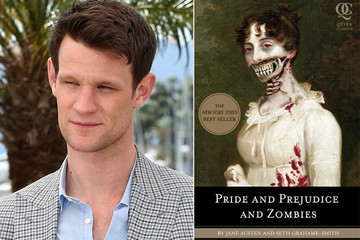 Matt Smith Joins 'Pride and Prejudice and Zombies'