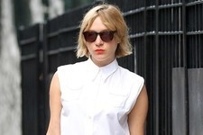 Chloe Sevigny's Daring Downtown Duds