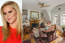 Inside Amy Schumer's Manhattan Penthouse Apartment