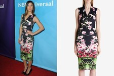 Found: Jessica Szhor's Floral Frock