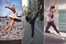 #FF: Five Stylish Ballerinas to Follow on Instagram