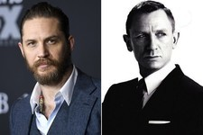 Tom Hardy Just Added a Ton of Fuel to This James Bond Rumor