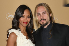 It's Pretty Obvious Now That Zoe Saldana is Pregnant