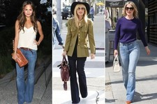 Go Wide: 149 Pairs of Celeb-Approved Flared Jeans